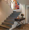 5-10万80平米法式风格楼梯装修效果图