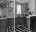 70平米一居室其他风格厨房图片