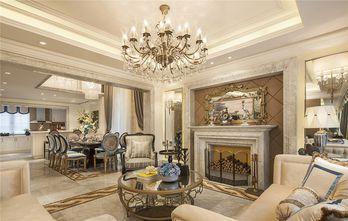 140平米四室五厅法式风格客厅装修图片大全