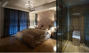 经济型90平米三室两厅新古典风格阳光房效果图