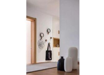 90平米三室一厅日式风格玄关效果图