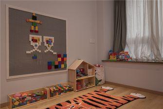 120平米四室四厅日式风格儿童房装修效果图