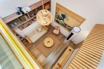 30平米以下超小户型日式风格客厅图片