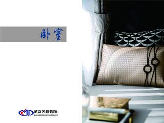 富裕型100平米三室两厅其他风格卧室装修案例