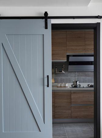 130平米复式欧式风格厨房设计图