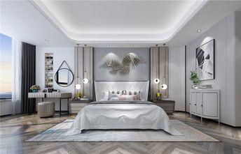 140平米三美式风格卧室效果图