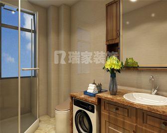 70平米美式风格卫生间装修案例