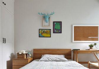 90平米三室一厅宜家风格儿童房装修图片大全