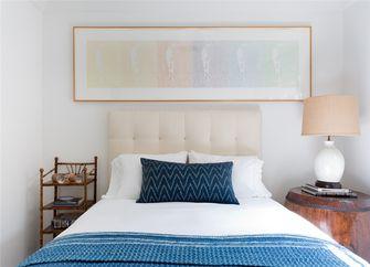 120平米三室两厅田园风格卧室图