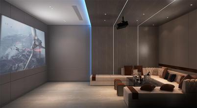 140平米四室三厅中式风格影音室图片