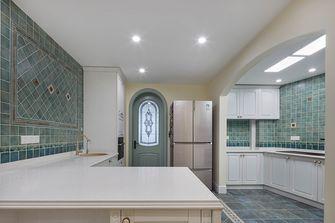 140平米四室三厅法式风格厨房图片大全