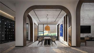 140平米别墅东南亚风格餐厅装修效果图