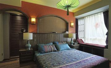 120平米三东南亚风格卧室设计图