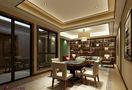140平米三室两厅中式风格健身室设计图