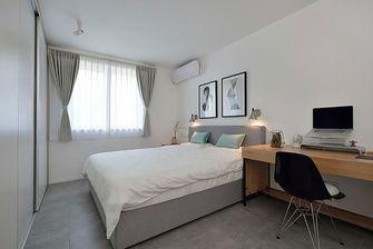 60平米一居室法式风格卧室装修图片大全