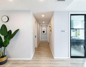 50平米公寓现代简约风格走廊装修图片大全