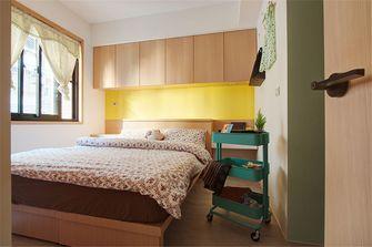 50平米一居室北欧风格卧室效果图