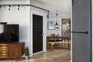 70平米一居室北欧风格走廊图片大全