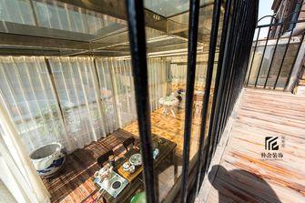 130平米三室两厅田园风格阳光房效果图