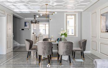 20万以上140平米别墅法式风格餐厅欣赏图