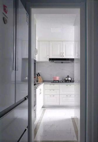 90平米法式风格厨房图片