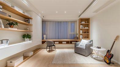 140平米三室三厅英伦风格书房装修图片大全