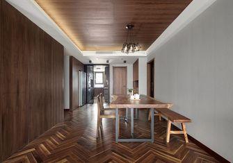 140平米四新古典风格餐厅图