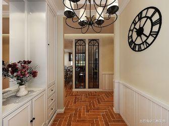 140平米三美式风格走廊设计图