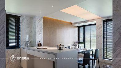 豪华型140平米三室两厅北欧风格餐厅欣赏图