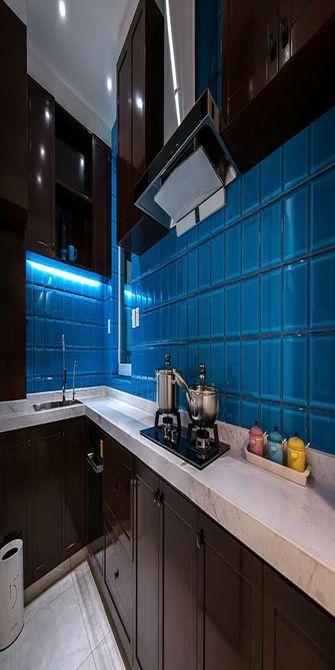90平米四室一厅欧式风格厨房图
