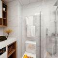 70平米三室两厅北欧风格卫生间装修案例