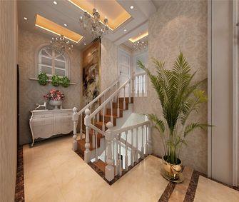 140平米四法式风格楼梯间装修图片大全