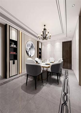 140平米四室两厅中式风格餐厅设计图