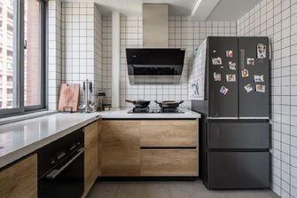120平米三日式风格厨房图片大全