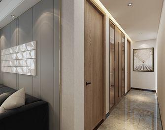 140平米三现代简约风格走廊图片大全