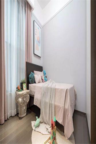 110平米三室一厅现代简约风格儿童房装修图片大全