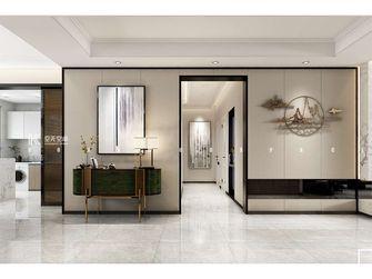 120平米三室两厅中式风格玄关装修图片大全