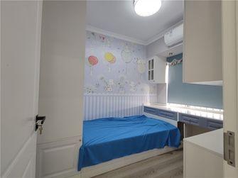 120平米四室两厅美式风格儿童房设计图