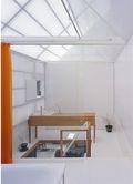 60平米公寓田园风格阳台图片