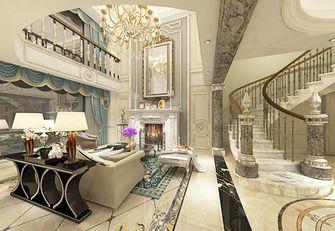 140平米四室三厅欧式风格客厅装修效果图