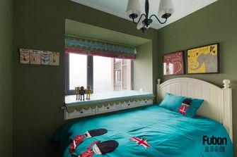 100平米三室五厅混搭风格卧室装修案例
