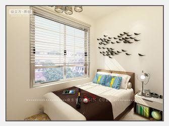 90平米四室一厅宜家风格卧室装修案例