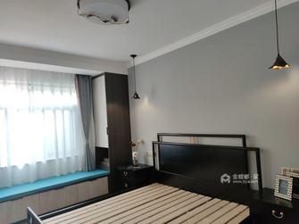 60平米一居室中式风格卧室欣赏图