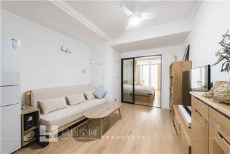 5-10万40平米小户型日式风格客厅装修图片大全