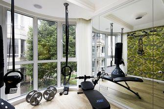 90平米三室一厅美式风格健身室装修效果图