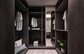 140平米四室两厅混搭风格衣帽间图