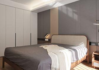 140平米三室两厅日式风格卧室图片