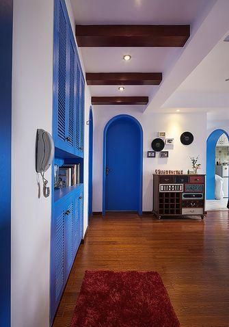 90平米地中海风格走廊欣赏图