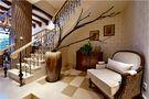 20万以上140平米四室一厅美式风格楼梯图片大全