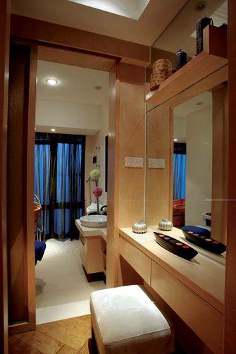 110平米三室两厅东南亚风格卫生间图片大全